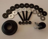 ACC164 & ACC163 - Fixing & Accessory Kit for Head Cooling Shroud (Moster185 SIDE or TOP Mounted)